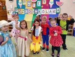 """Dzień Przedszkolaka w Publicznym Przedszkolu nr 4 im. """"Pszczółki Mai"""""""