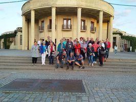 Zwiedzali Wrocław