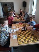 """Rywalizowali w szachowym """"Turnieju jesiennym"""""""
