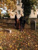 Cmentarz Żydowski w Strzegomiu uporządkowany