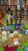 Dzień Kota w Bibliotece w Strzegomiu