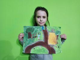Stanowickie dzieci segregują śmieci !