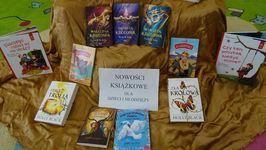 Nowości w strzegomskiej Bibliotece!