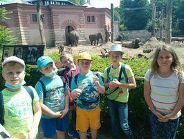 Integracja uczniów na wycieczce do Wrocławia