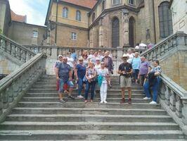 Seniorzy z Klubu Seniora na wycieczce