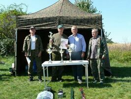 Zawody spławikowe o Puchar Przewodniczącego Rady Miejskiej