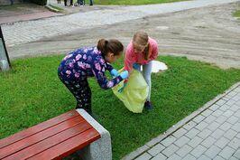 Jaroszowianie posprzątali swoją miejscowość