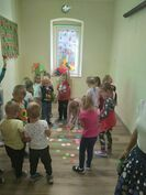 Dzień Kropki w jaroszowskim przedszkolu