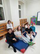 """""""Noc Bibliotek z Kopciuszkiem"""" w Stanowicach"""