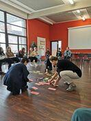Projekt polsko-niemiecko-czeski uczniów LO