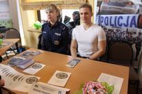 Stanowisko Komendy Powiatowej Policji