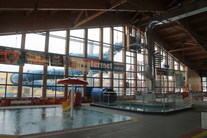 Wnętrza pływalni