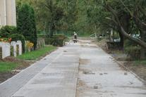 Budowa ścieżek rowerowych