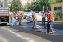 Remont nawierzchni asfaltowej parkingu ul. Krzywoustego