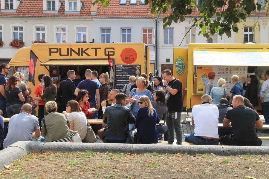I Świebodzicki Food Truck Festiwal