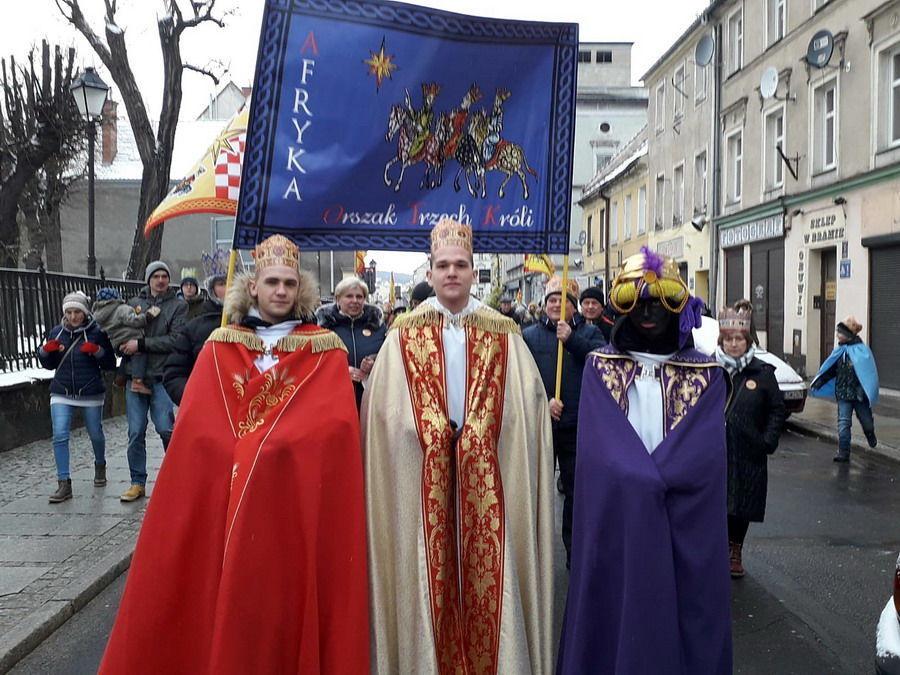 Orszak Trzech Króli w Świebodzicach