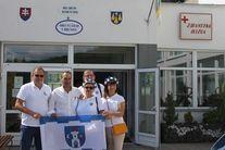 Wizyta delegacji w Hrusovie