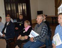 Piąte spotkanie z mieszkańcami w ramach konsultacji społecznych