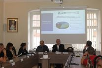 Konsultacje projektu Strategii Rozwoju Miastaz radnymi Rady Miejskiej