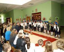 Pasowanie na ucznia w Szkole Podstawowej Integracyjnej im. H. Sienkiewicza