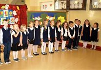 Pasowanie na ucznia w Szkole Podstawowej nr 1