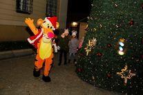 Mikołaj odwiedził Świebodzice