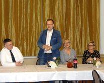 Spotkanie podsumowujące całoroczną działalność Towarzystwa Lotniczego w Świebodzicach.