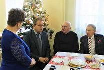 Spotkanie Wigilijne w Polskim Stowarzyszeniu Diabetyków