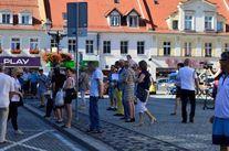 VIII Wałbrzyski Międzynarodowy Rajd Pojazdów Zabytkowych - publiczność