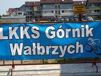 Baner: LKKS Górnik Wałbrzuch