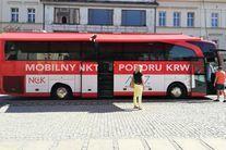 """Autobus """"Mobilny punkt poboru krwii"""""""