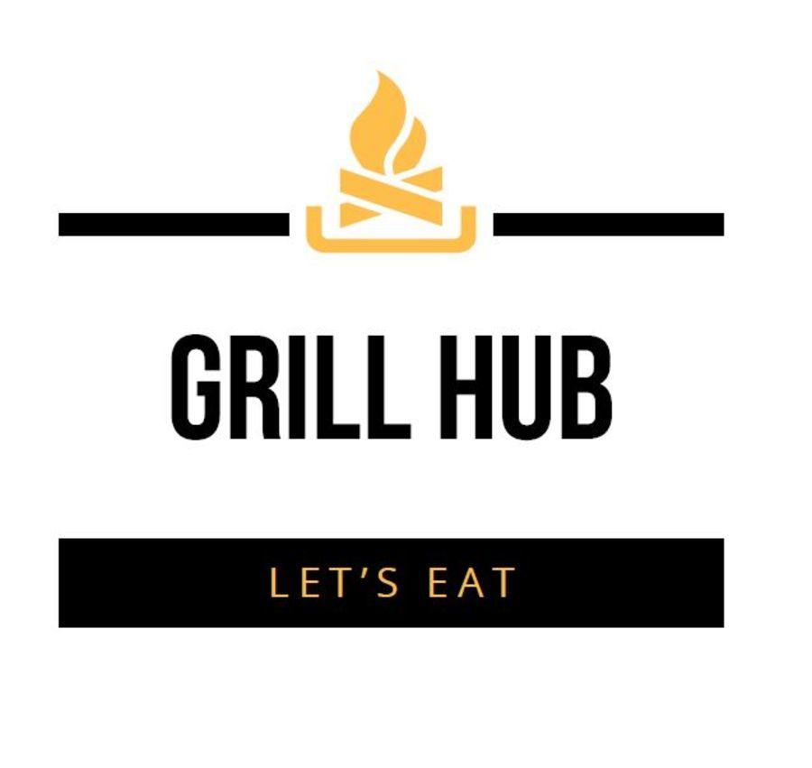 logo grill HUB