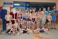 Mikołajkowe zawody pływackie o Puchar Burmistrza MiastaMikołajkowe zawody pływackie o Puchar Burmistrza Miasta.