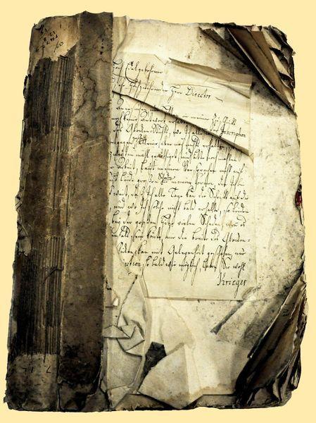 dokument z poszytu