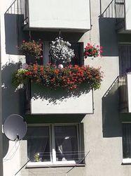 Nagrodzone posesje, balkony, okna