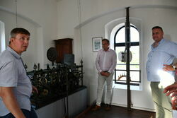 Partnerskie spotkanie w Jilemnicach