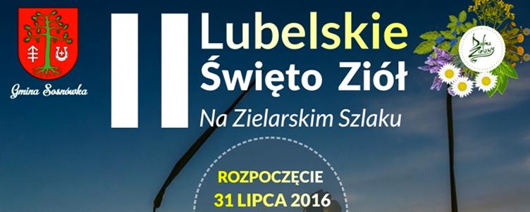 Święto ziół - Gmina Sosnówka