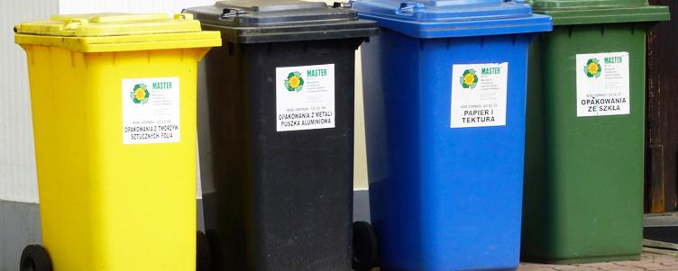 Harmonogram odbioru odpadów komunalnych na rok 2017
