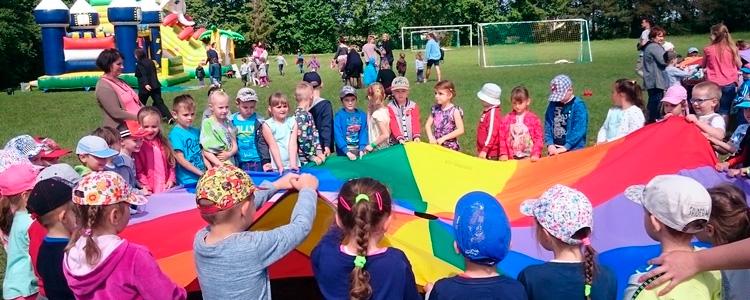 Impreza integracyjna dla Przedszkolaków