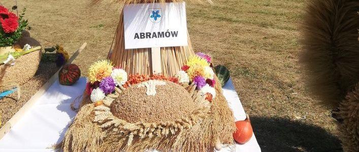 Relacja z Dożynek Gminno-Parafialnych w Abramowie