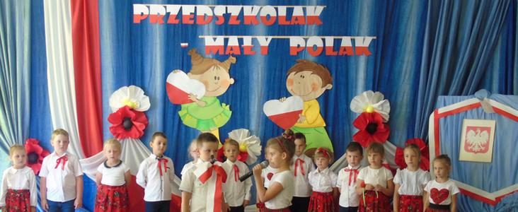 Przedszkolny Konkurs Recytatorski Przedszkolak Mały Polak