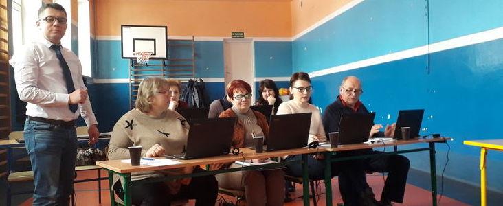 Rozwój kompetencji cyfrowych mieszkańców gmin Polski Południowo – Wschodniej