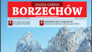 Nasza Gmina Borzechów nr. 41/2016