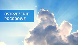 PROGNOZA NIEBEZPIECZNYCH ZJAWISK METEOROLOGICZNYCH  z dn. 07.08.2017 r.