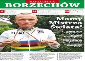 Nasza Gmina Borzechów nr. 45/2017