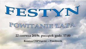 FESTYN - POWITANIE LATA
