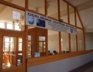 Utworzenie Dęblińskiego Centrum Informacji – kontynuacja procesu  budowy społeczeństwa informacyjnego w Mieście Dęblin