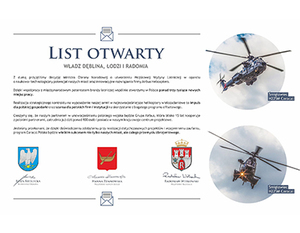 LIST OTWARTY