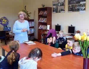 Tydzień Bibliotek na Masowie