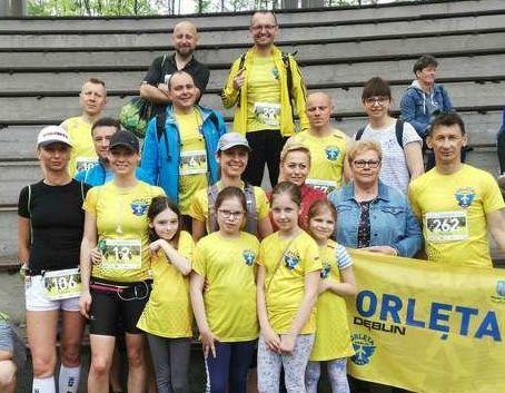 Relacja DSS ORLĘTA - Półmaraton Hajnowski, 18.05.2019